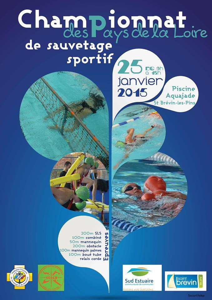 Championnat de sauvetage 25 janvier 2015
